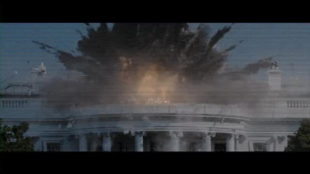 White House Down Trailer