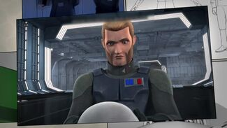 Star Wars Rebels - Kallus Reveal Video