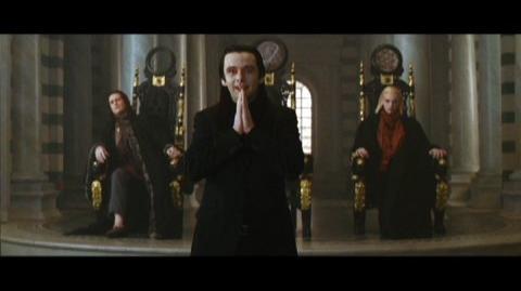 The Twilight Saga New Moon (2009) - Featurette Behind the Volturi