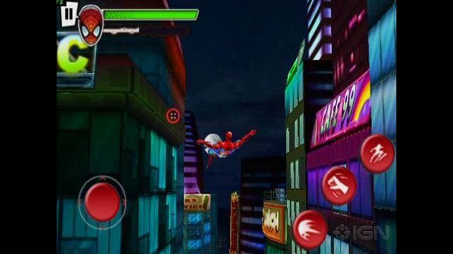 Ultimate Spider-Man Cell - E3 2010 Trailer