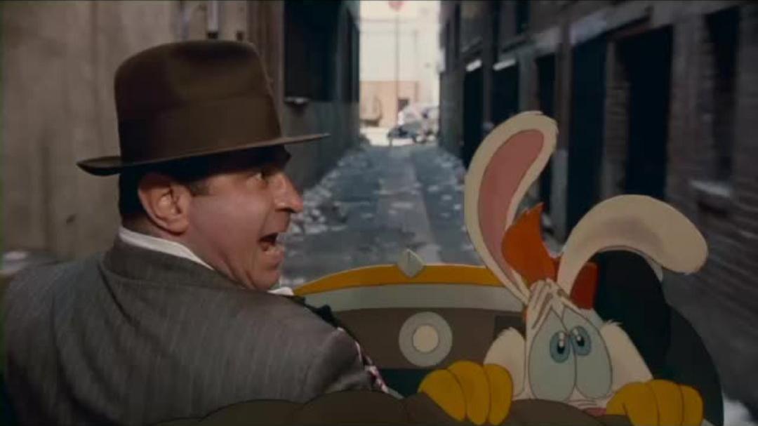 Who Framed Roger Rabbit - Car Chase Clip