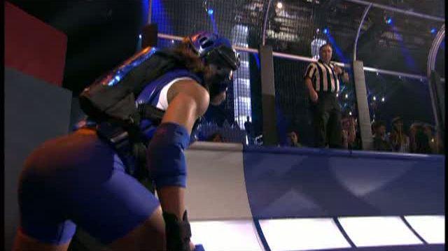 American Gladiators TV Clip - Breaking Through