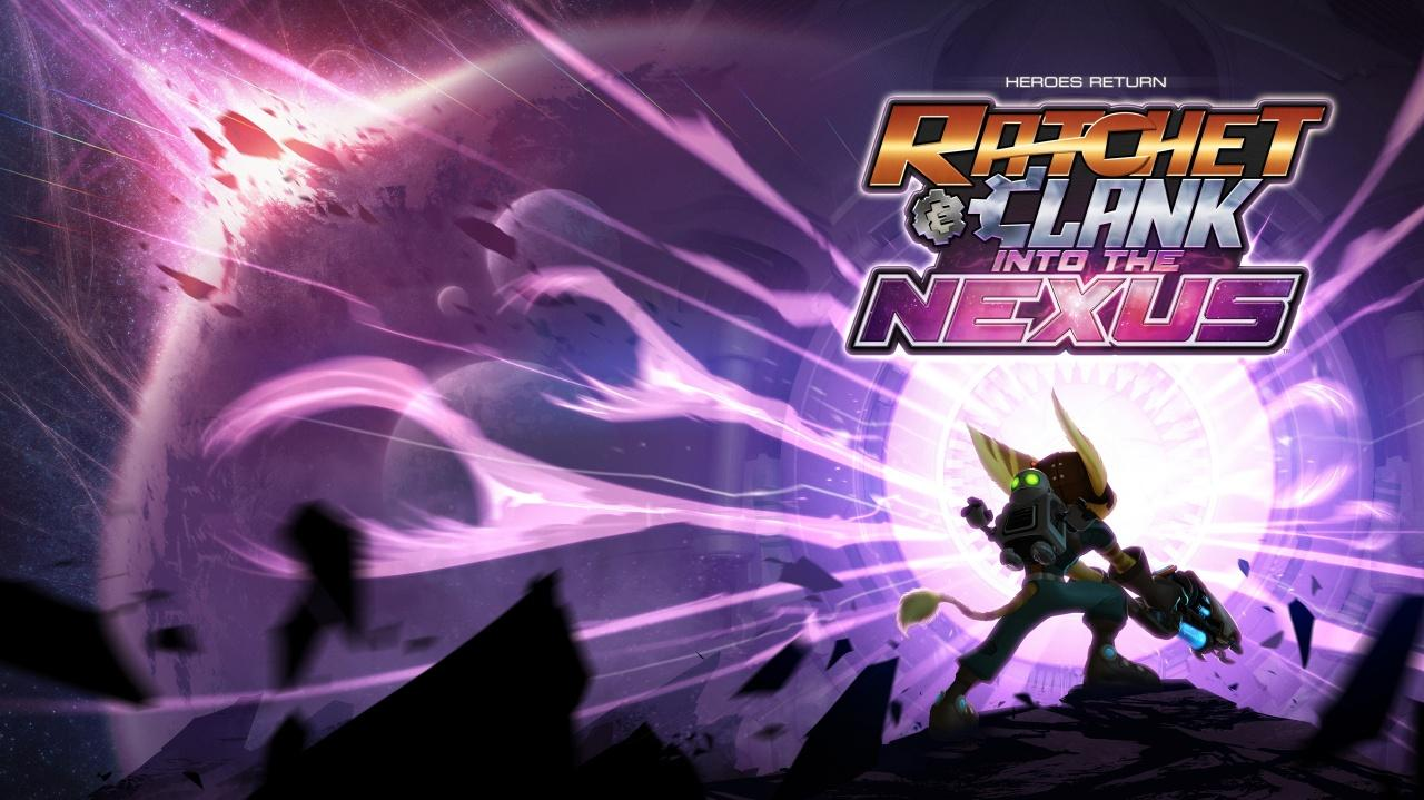 An All-New Look at Ratchet & Clank Into the Nexus