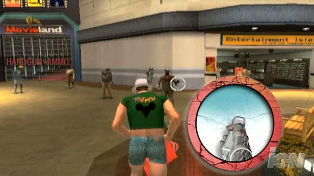 Dead Rising Chop Til You Drop Nintendo Wii Video - Shooting