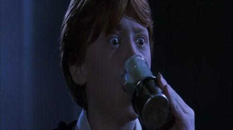 Harry Potter and the Chamber of Secrets - Drinking the Polyjuice Potion