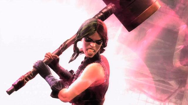 Injustice Gods Among Us - Harley Quinn Trailer