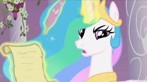 My Little Pony Friendship Is Magic Adventures In The Crystal Empire () - Clip Twilight Fails The Test