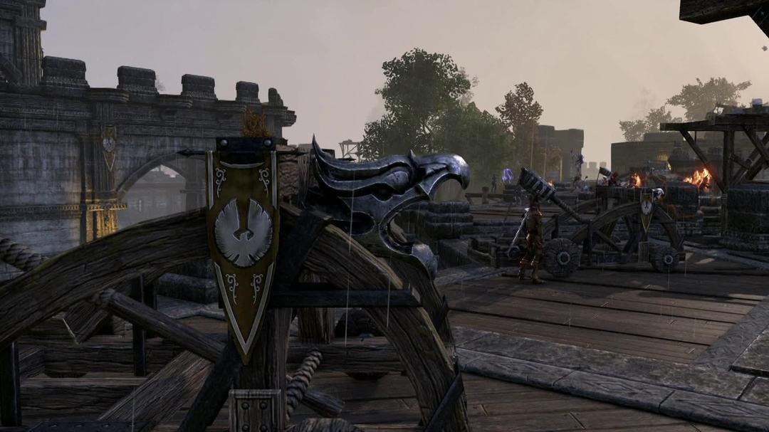 The Elder Scrolls Online - War in Cyrodiil Trailer