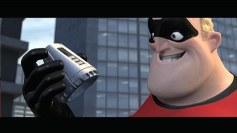 The Incredibles Blu-ray Release (2004) - Clip Fighting Back 2