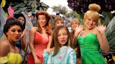 """Tinker Bell and the Great Fairy Rescue (2010) - Featurette Little Leos Big Show """"Amy's Song"""" - Extended"""