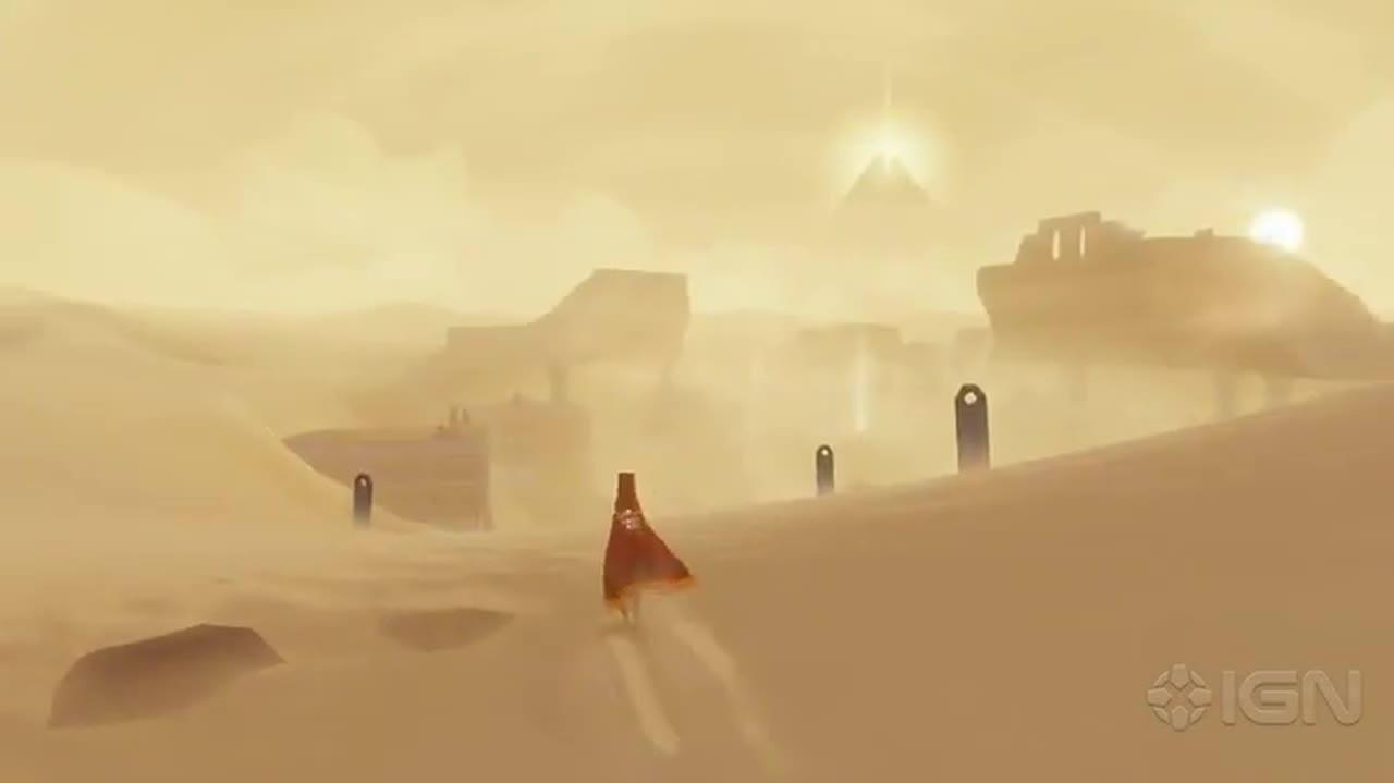 Journey Collector's Edition Debut Trailer