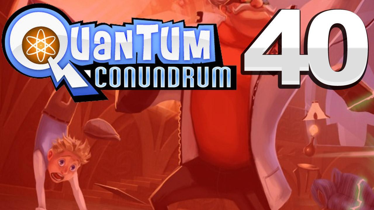 Quantum Conundrum Through The Glass Flooring Gameplay Walkthrough (Part 40 51)