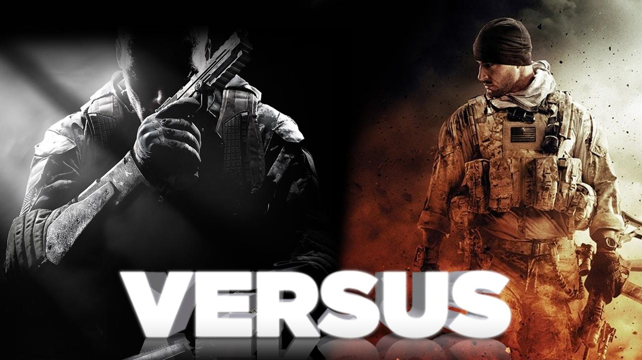 Call of Duty Black Ops 2 vs Medal of Honor Warfighter - The Results - IGN Versus