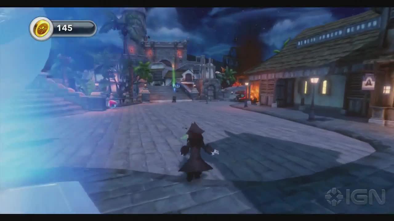 Disney Infinity Walkthrough - Pirates of the Carribean Rescue Master Gibbs