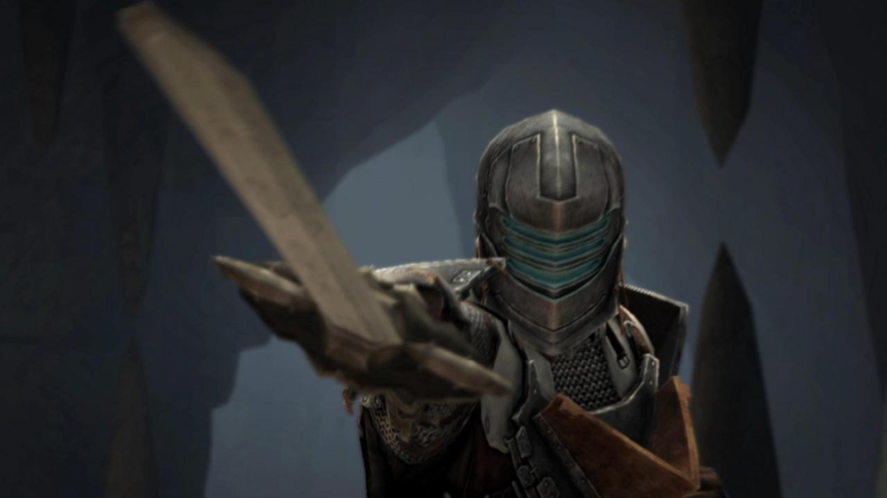 Dragon Age 2 Ser Isaac of Clarke Trailer