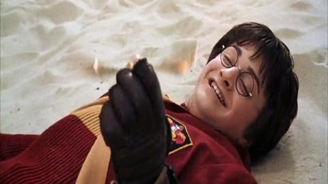 Harry Potter and the Chamber of Secrets - Removing Harry's Bones
