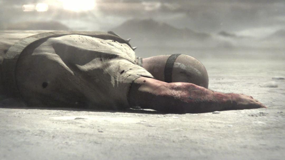 Mad Max E3 2013 CG Trailer