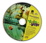 Yooka-Laylee Music from the Videogame Disc