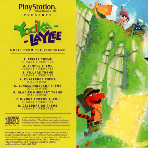 File:Yooka-Laylee Music from the Videogame Back Cover.png