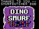 Dino Smurf