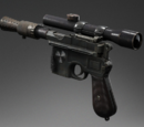DL-44 Pistola Blaster