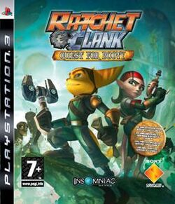 Ratchet and Clank 8