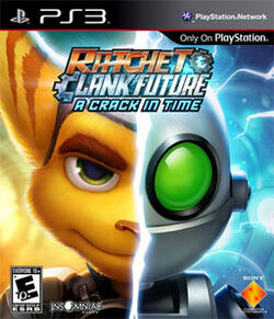 Ratchet and Clank 9