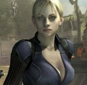 Jill Valentine Videogame And Movie Character Fanon Wiki