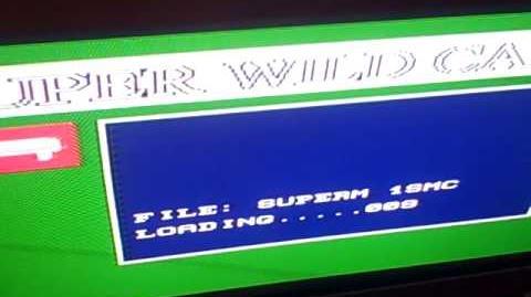 Super wild card Super nintendo Snes