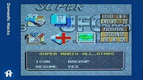 SNES Flashcard Unboxing & Review - Superufo Pro 8
