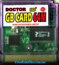 Doctor 64MB card