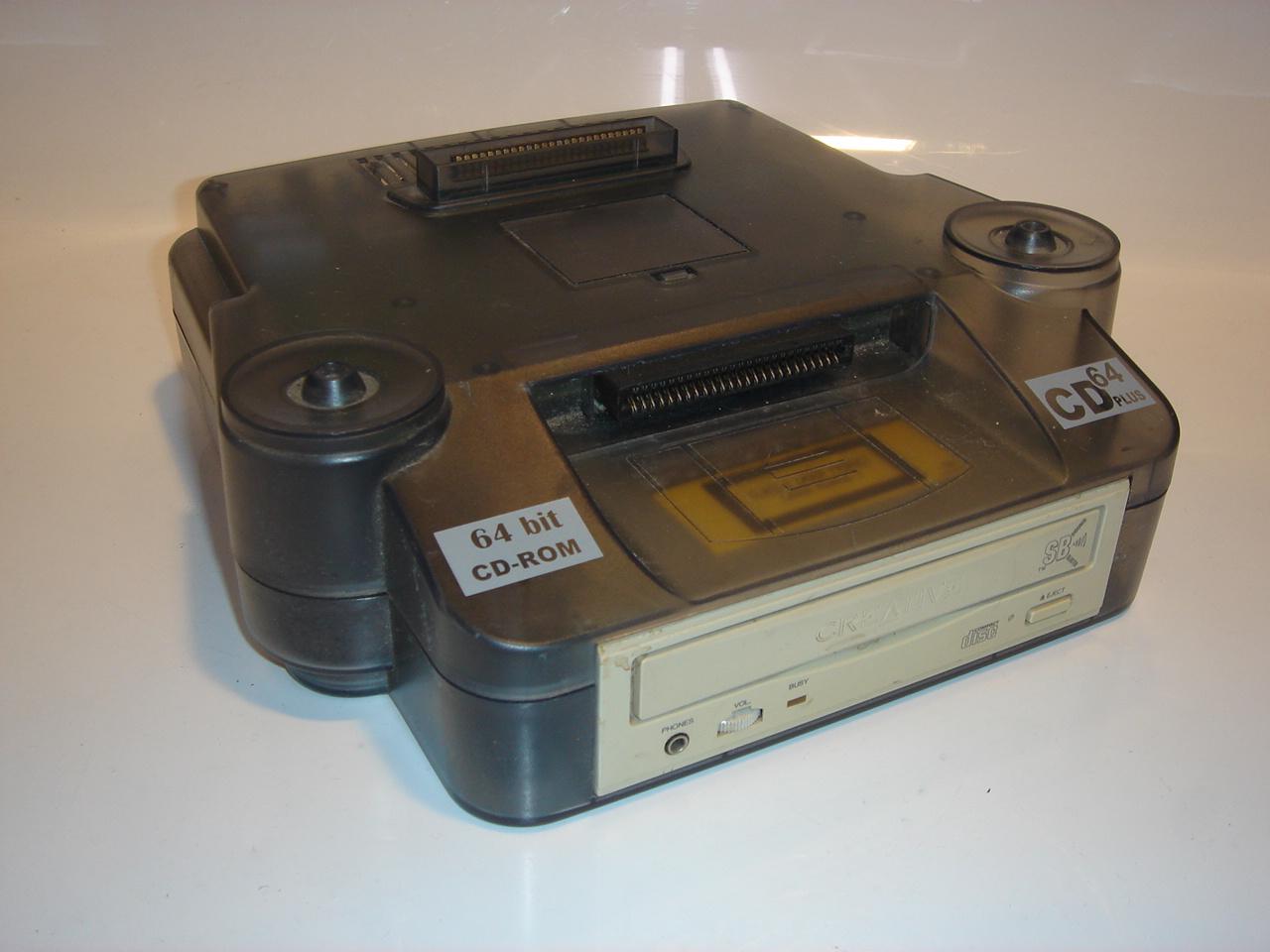 CD64 | Video Game Development Devices Wiki | FANDOM powered by Wikia