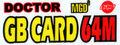 Doctor 64MB card-logo