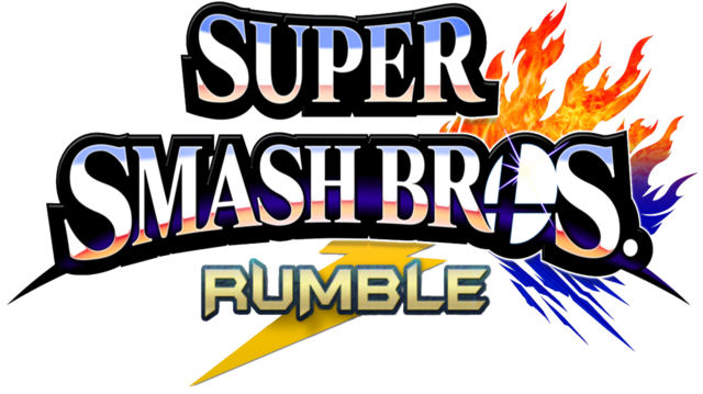 File:Super Smash Bros. Rumble Logo.png