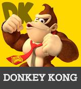 Donkey Kong Rumble Portrait