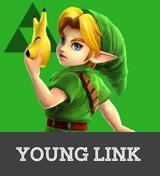 Young Link Rumble Portrait