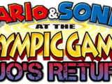Mario & Sonic At The Olympic Games: Duo's Return