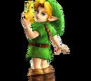 Young Link (SSBR)