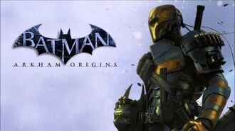 Batman Arkham Origins - Deathstroke Theme Soundtrack - Xbox360