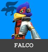 Falco Rumble Portrait