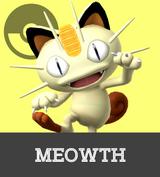Meowth Rumble Portrait