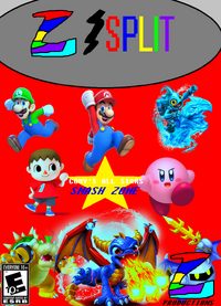 Couy's All Stars Smash Zone Boxart