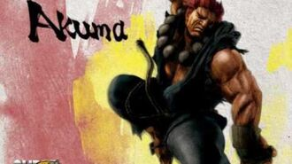 Super Street Fighter IV - Theme of Akuma