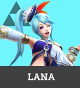 Lana Rumble Portrait