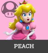 Peach Rumble Portrait