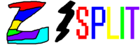 Z-Split Logo