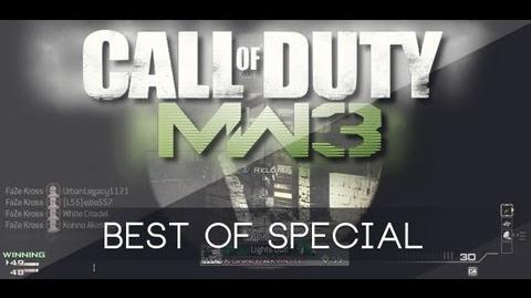 FaZe Kross - Day 20 - Best of MW3 Sniper Montage