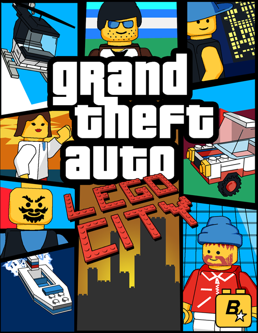 Grand Theft Auto: Lego City | Video Game Fan Fiction Wiki | FANDOM ...