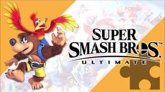 Spiral Mountain Super Smash Bros. Ultimate