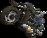 Ssbm mach rider render by machriderz-d56vknc